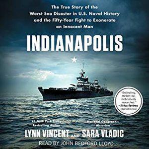 Indianapolis Audio Cover