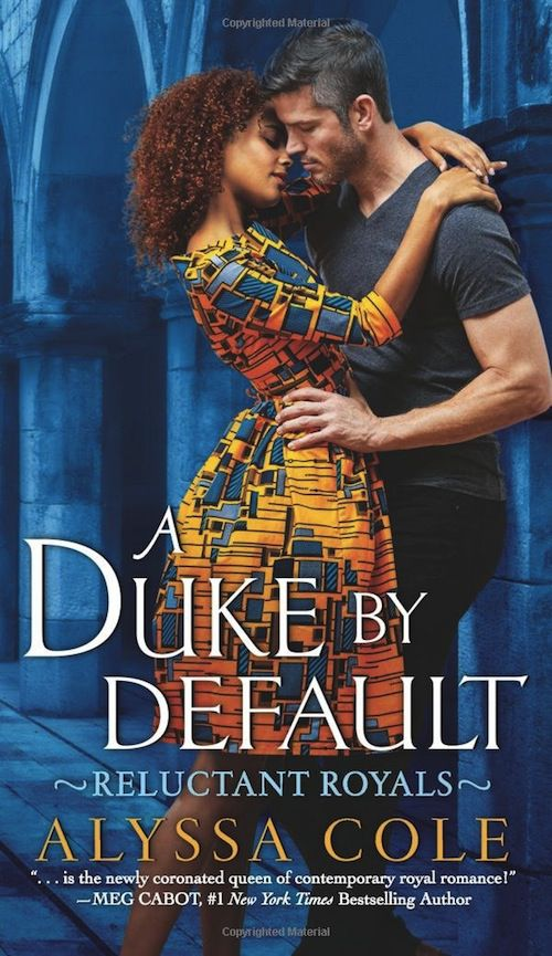 cover of A Duke by Default by Alyssa Cole
