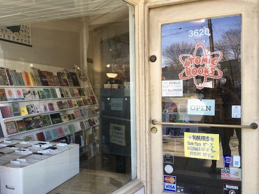 Atomic Books Baltimore
