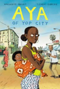 Aya of Yop City Book Cover