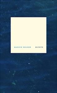 Bluets Maggie Nelson cover