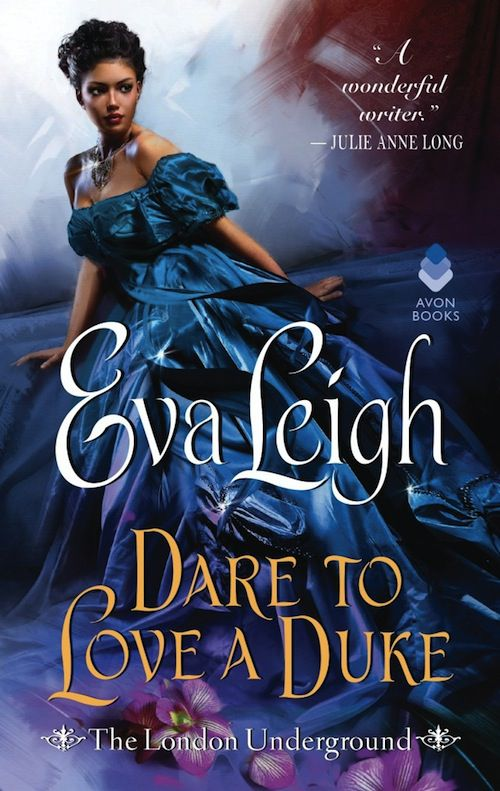 cover of Dare to Love a Duke by Eva Leigh