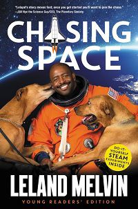Chasing Space Young Reader's Edition Book Cover
