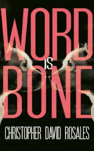 Chris Rosales Word is Bone cover gangster valentine's