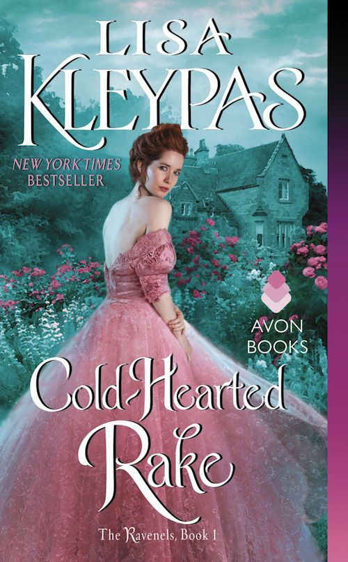 cover of Cold-Hearted Rake by Lisa Kleypas