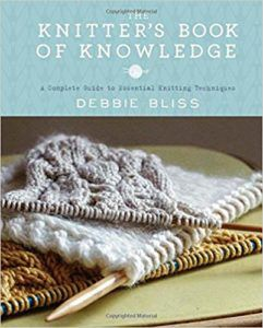 DEBBIE BLISS KNITTERS KNOWLEDGE COVER