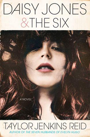 cover of Daisy Jones & the Six by Taylor Jenkins Reid