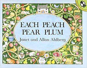 Each Peach Pear Plum book cover
