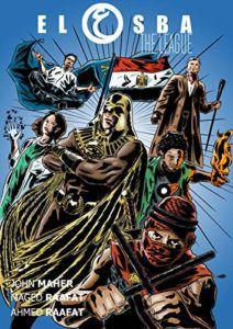 El30sba comic book cover