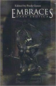 Embraces - Dark Erotica cover - Paula Guran