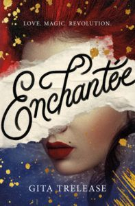 Enchantée from Witchy Books from 2019 | bookriot.com