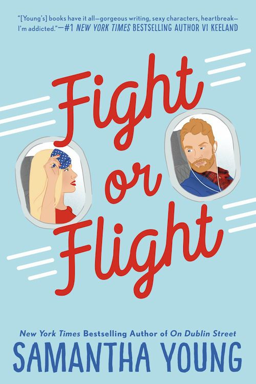 cover of Fight or Flight by Samantha Young