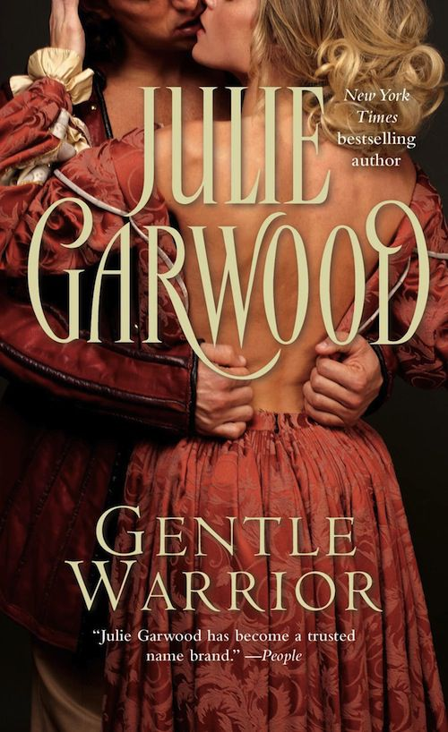 cover of Gentle Warrior by Julie Garwood