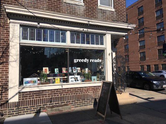 Greedy Reads Baltimore
