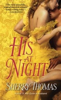 His at Night by Sherry Thomas cover