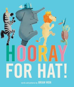 Hooray for Hat_Brian Won