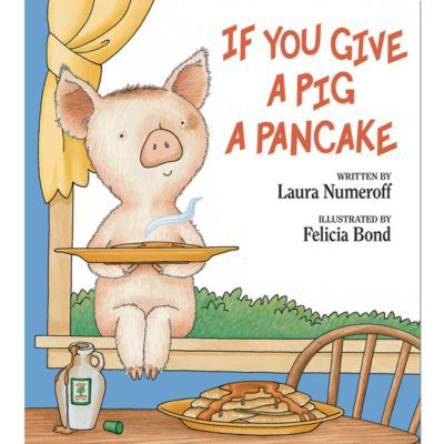 If You Give a Pig a Pancake Cover