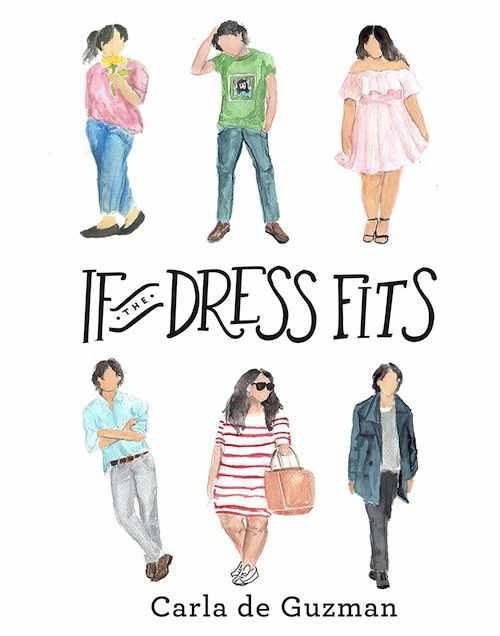 cover of If the Dress Fits by Carla de Guzman