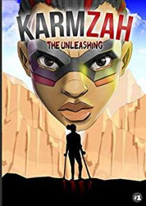 Karmzah book cover