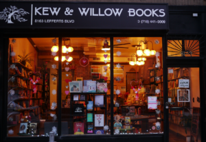 Kew and Willow Exterior, Courtesy of Kew and Willow Books