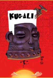 Kugali African Comics Anthology Book Cover