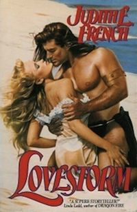 cover of Lovestorm by Judith E. French