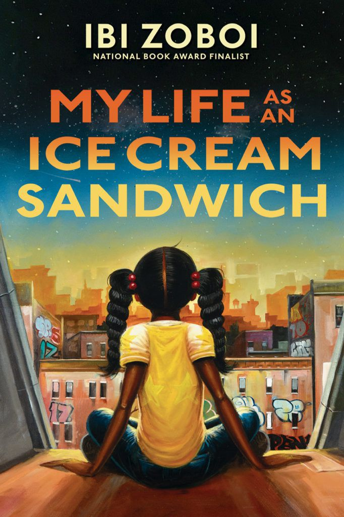 My Life as an Ice cream Sandwich book cover