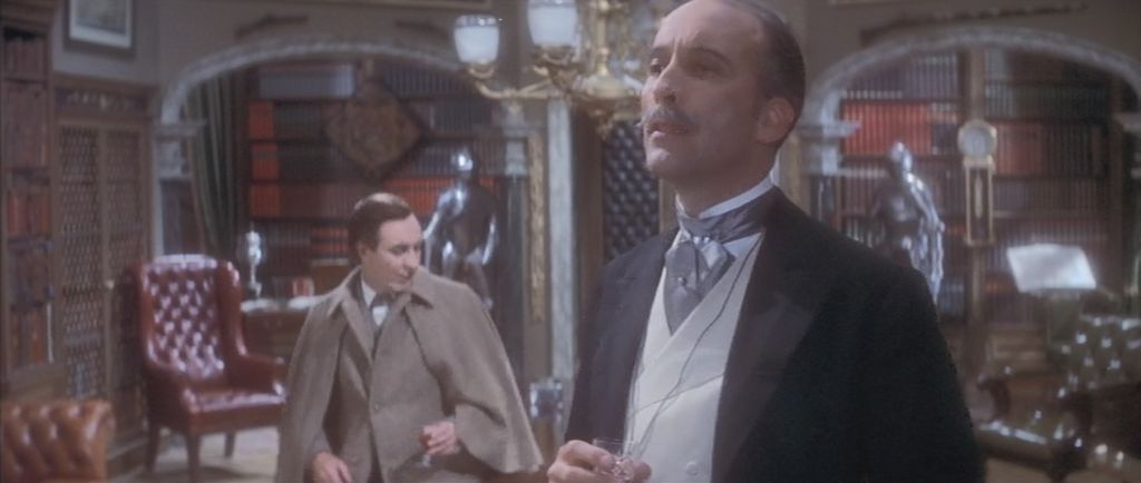 Mycroft Private Life of Sherlock Holmes