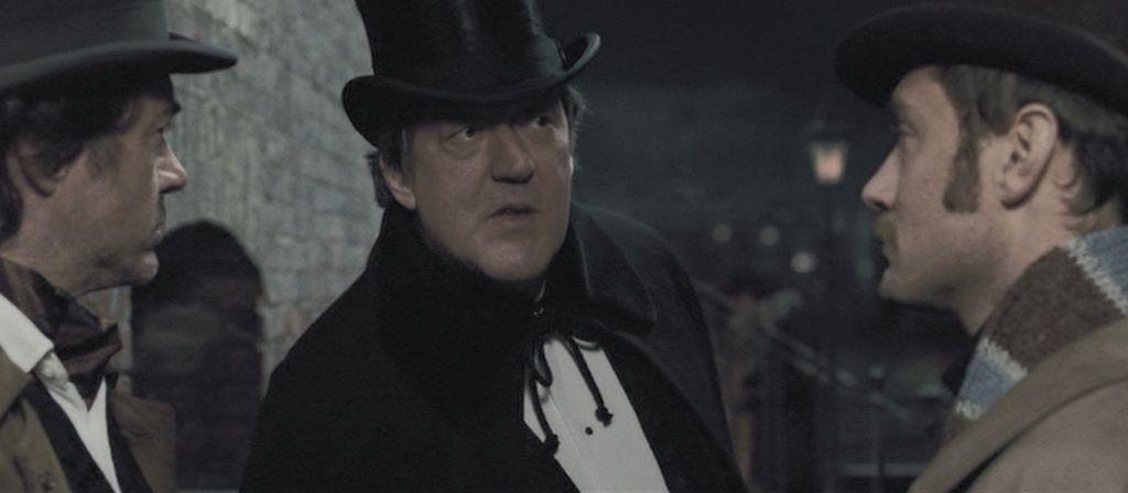 Mycroft Sherlock Holmes