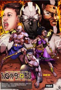 Newborn Saga Book Cover