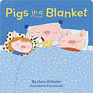 Pigs in a Blanket book cover