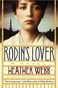 Rodin's Lover book cover