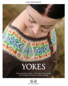 Kate Davies Yokes Cover
