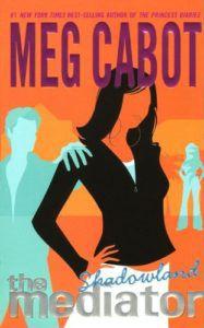 Shadowland Mediator series book cover