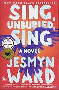 Sing Unburied Sing Jesmyn Ward cover