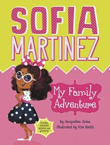 Sofia Martinez My Family Adventure book cover