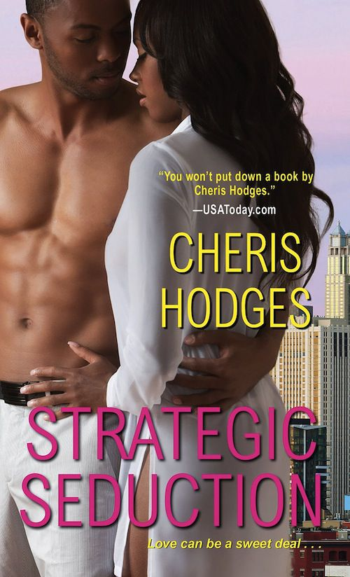 cover of Strategic Seduction by Cheris Hodges