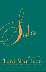 Sula Toni Morrison cover
