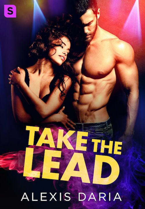 cover of Take the Lead by Alexis Daria