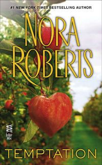 cover of Temptation by Nora Roberts