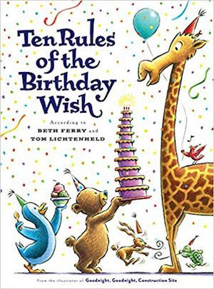 Ten Rules of the Birthday Wish Beth Ferry