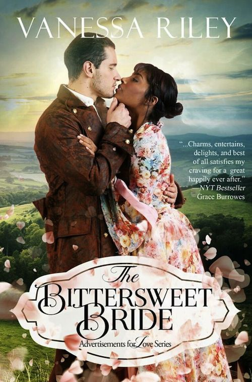 cover of The Bittersweet Bride by Vanessa Riley
