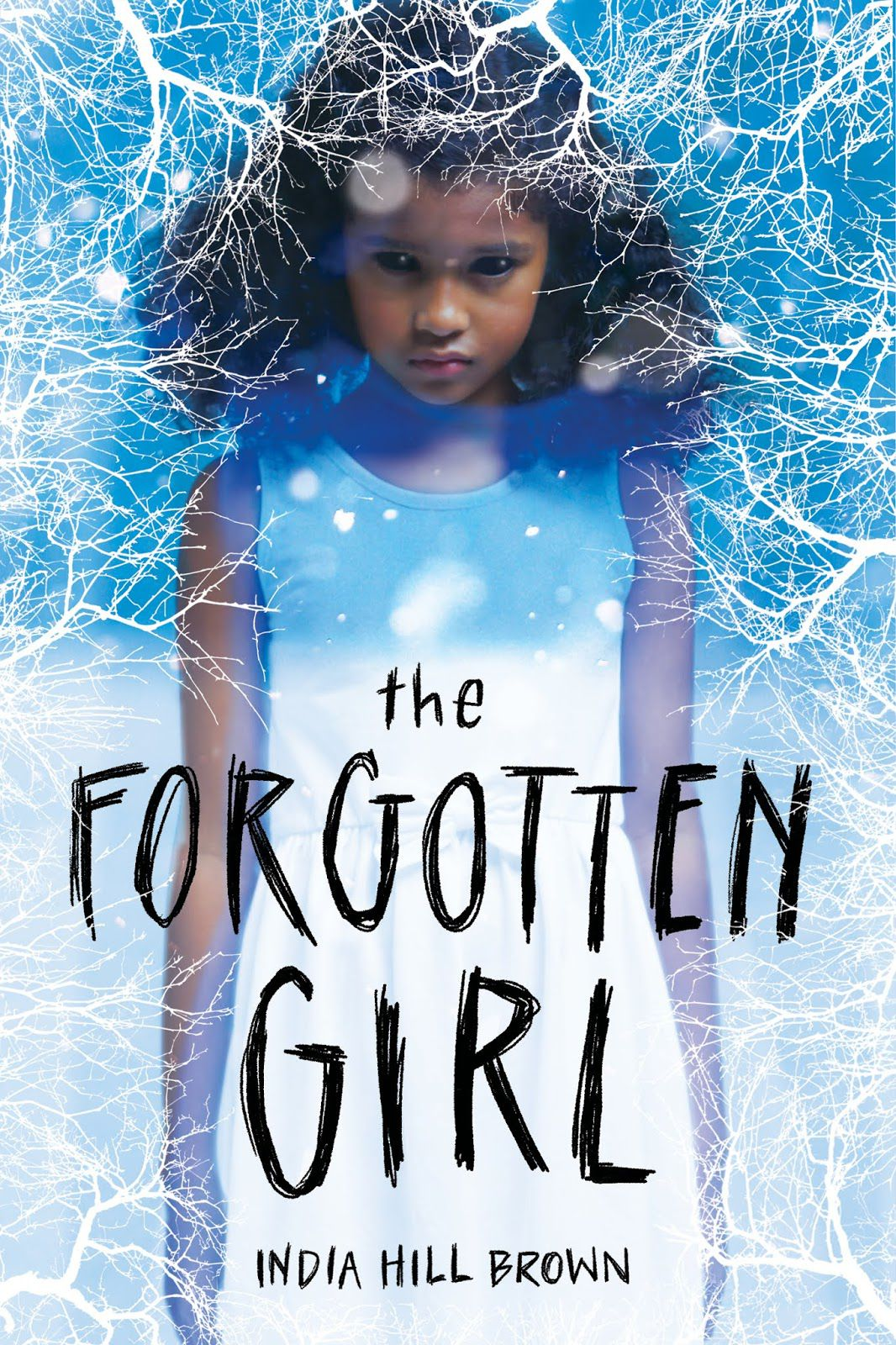 Capa do livro The Forgotten Girl