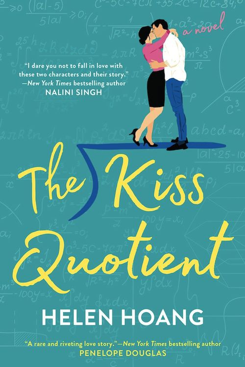 cover of The Kiss Quotient by Helen Hoang