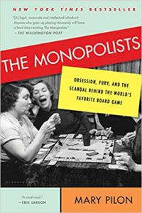 The Monopolists book cover
