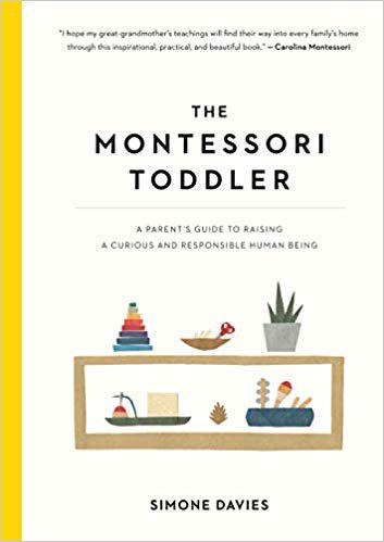 The Montessori Toddler book cover