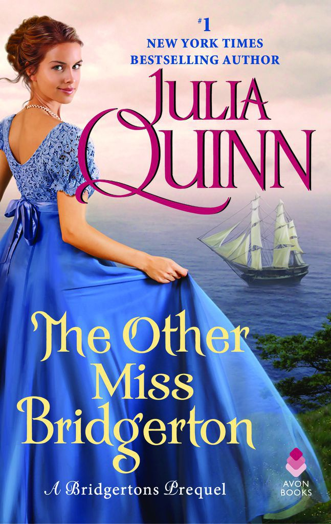 cover of The Other Miss Bridgerton by Julia Quinn