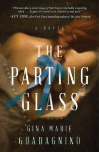 The Parting Glass cover - woman's back with braid and bow
