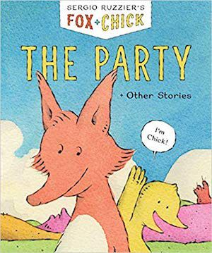 The Party and Other Stories by Sergio Ruzzier