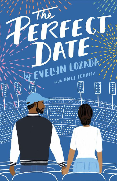 cover of The Perfect Date by Evelyn Lozada with Holly Lorincz